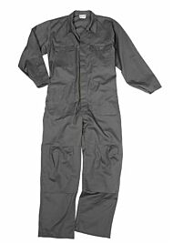 D-FORCE mikeno overall charcoal grijs