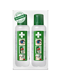First Aid 4 All Oogspoeling 500ml / 2st